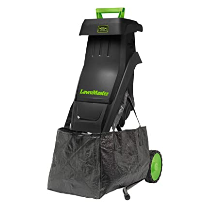 Amazon Com Lawnmaster Fd1501 Electric Chipper Shredder Lawn And