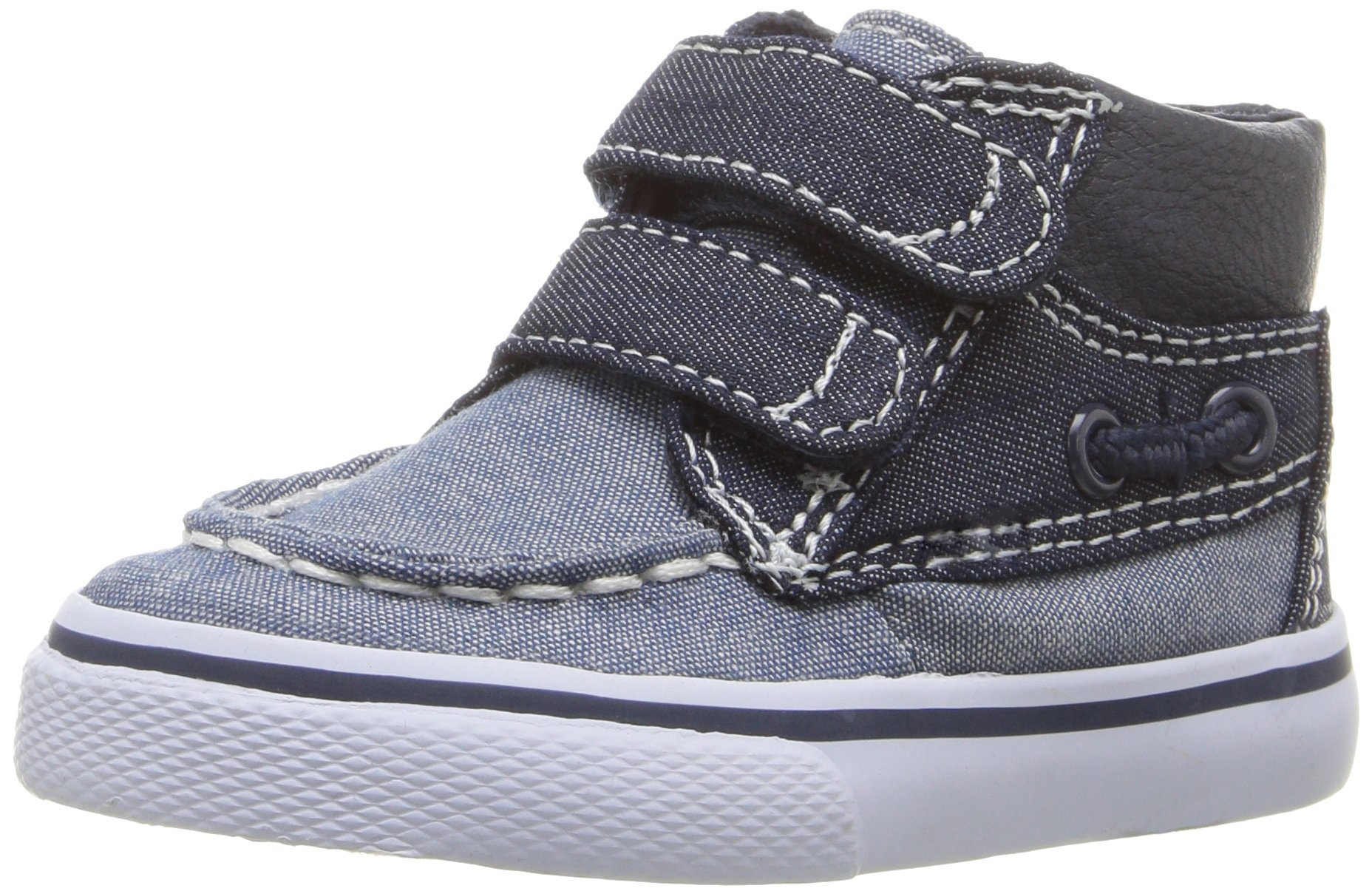 The Children's Place Boys Boat Shoe Blue, 9 M US Toddler