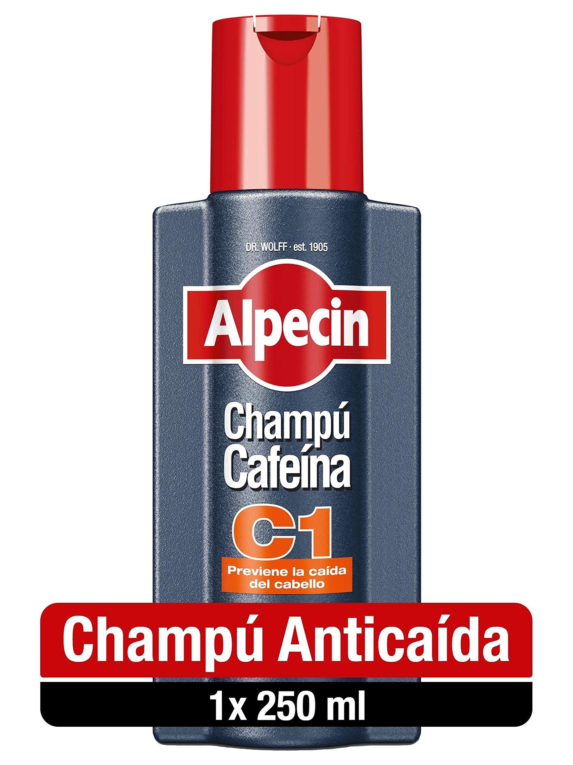 Alpecin Coffein-Shampoo C1 - 8.45 oz /250 ml - fresh from Germany