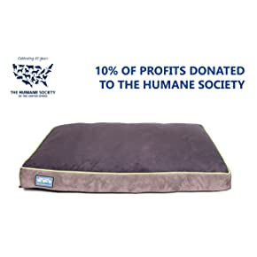 Better World Pets First-Quality Orthopedic Dog Bed