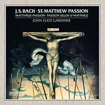 Bach: St. Matthew Passion [3 LP]