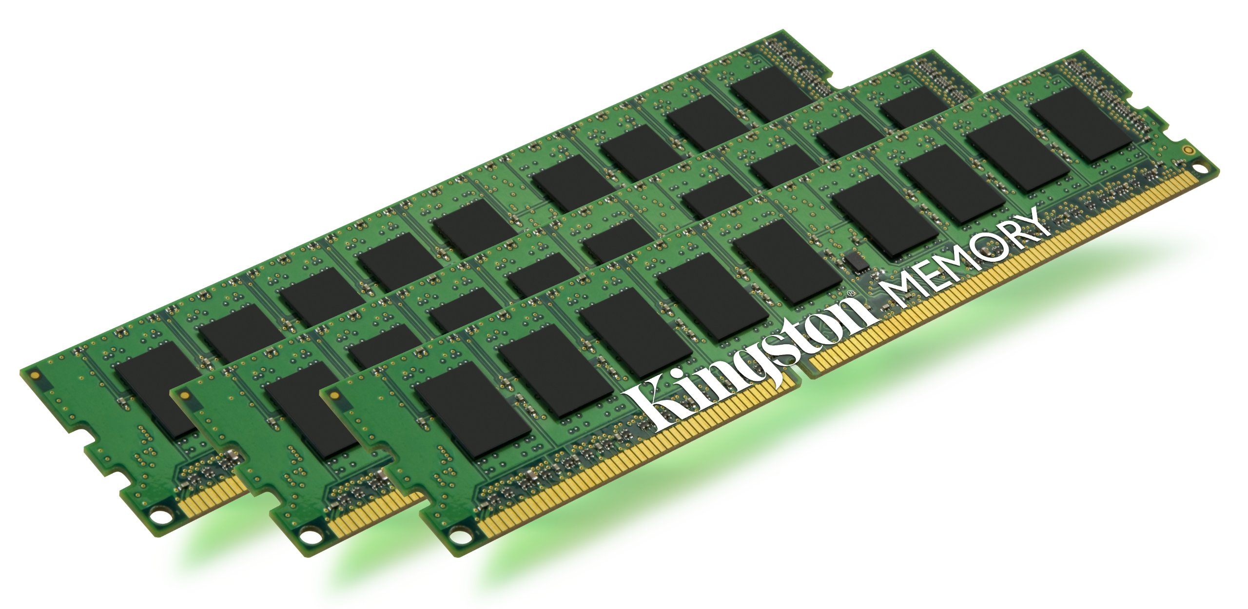 Kingston 2 GB DDR3 SDRAM Memory Module 2 GB (1 x 2 GB) 1066MHz DDR31066/PC38500 ECC DDR3 SDRAM KTH-PL313E/2G by Kingston
