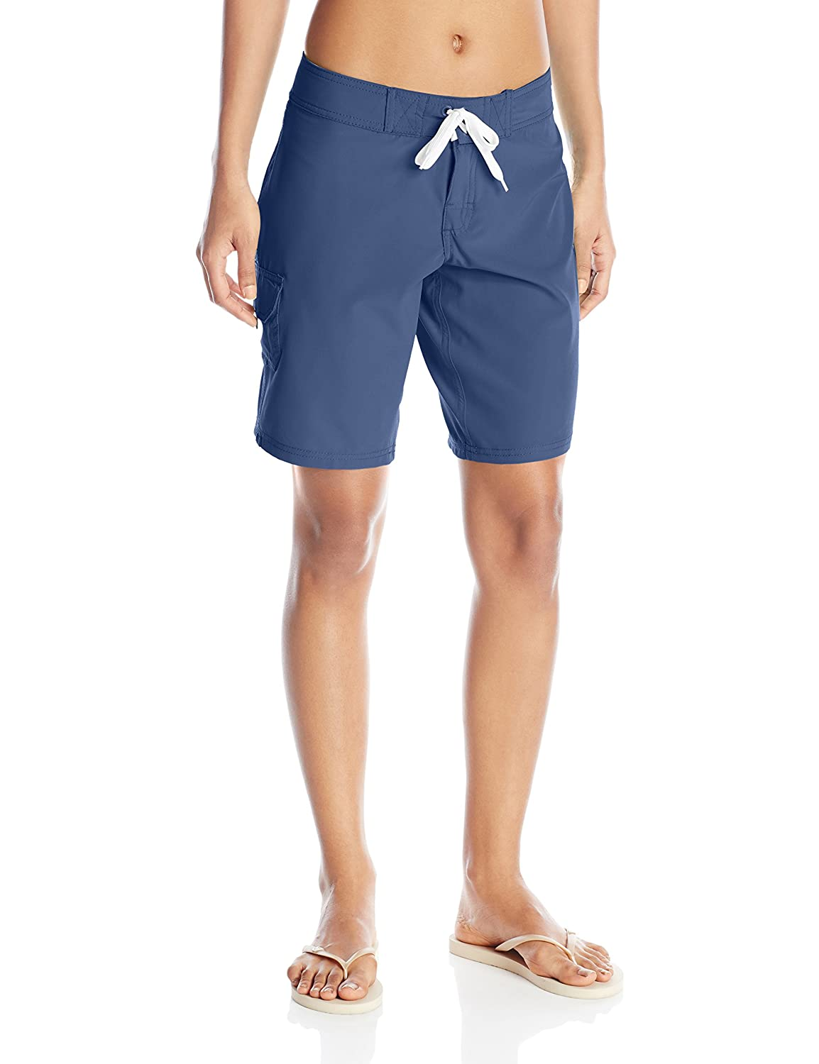 51ca252f9d Kanu Surf Women's Marina Solid Stretch Boardshort at Amazon Women's  Clothing store:
