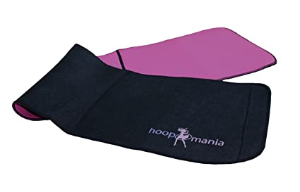 2b5e39dd44 Image Unavailable. Image not available for. Color  Hoopomania Shapewear Belt  for Hula Hoop Training ...