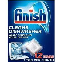 Finish Inwash Cleaner - Jaarvolume 12 tabs