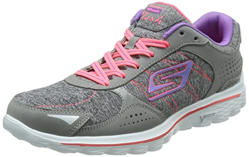 Skechers Go Walk 2 Flash Gym Ladies Shoe