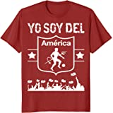 America de Cali Colombia Futbol Camiseta T-Shirt