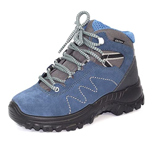2854348f9a3 Grisport Kids Capri Blue Trekking Boot: Amazon.co.uk: Shoes & Bags