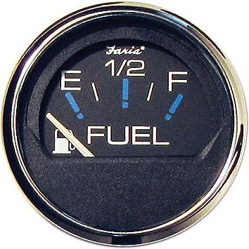 Faria Chesapeake SS Instruments Fuel Gauge