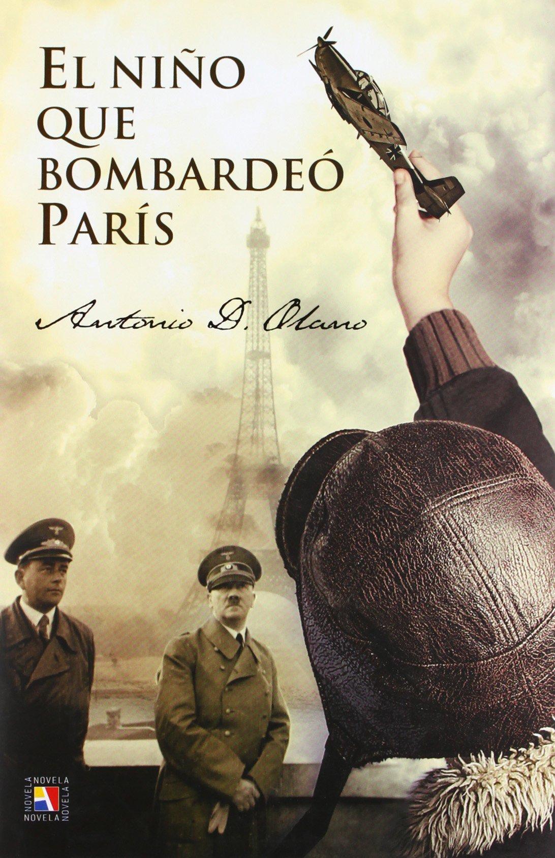 El niño que bombardeó París ebook