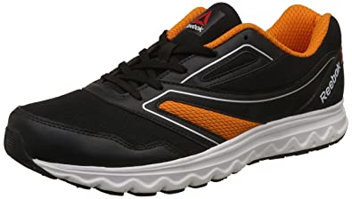 f50caf5f37f5 Reebok Women s Explore Run Black Running Shoes - 7 UK India (40.5 EU ...