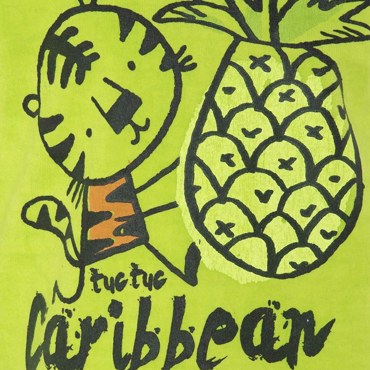 Tuc Tuc Camiseta+Bermuda Punto NI/ÑO Fruit Festival