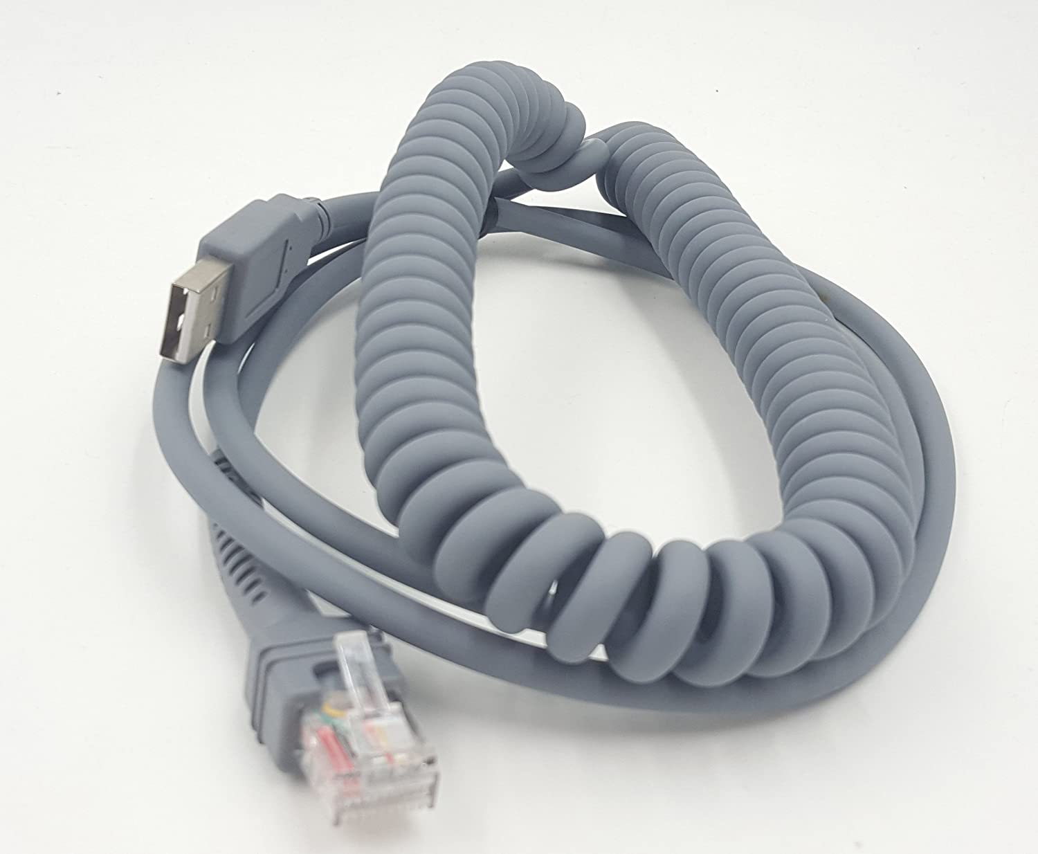 Amazon symbol ls2208 usb cablesinloon usb a to rj45 coiled amazon symbol ls2208 usb cablesinloon usb a to rj45 coiled spiral extension cable motorola symbol barcode scanner ls2208ap ls1203 ls4208 ls4278 biocorpaavc Gallery