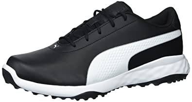 29ddf6cda93 PUMA Golf Men s Grip Fusion Classic Golf Shoe