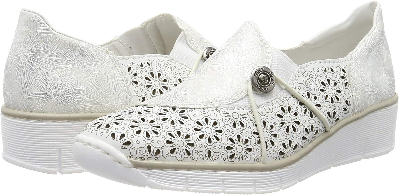 Rieker Damen 537n8 80 Slipper: : Schuhe & Handtaschen GGULF