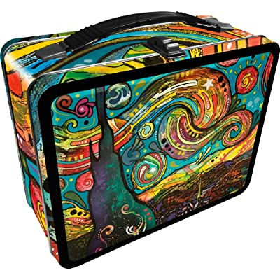 Aquarius Dean Russo Starry Night Large Gen 2 Tin Storage Fun Box: Toys & Games