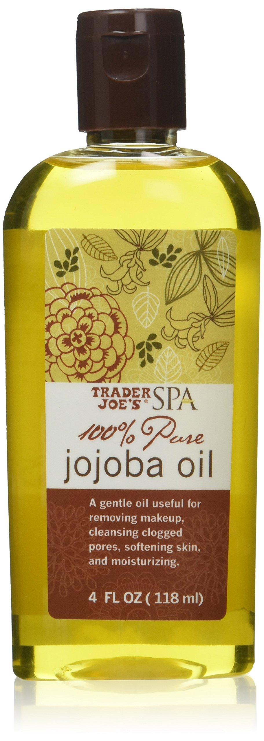 Trader Joes Spa 100% Pure Jojoba Oil