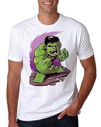 f1bbae18503 LuckyTshirt T Shirt Gym Hulk Mens Marvel Bodybuilding Fitness Workout Top  Training Casual Muscle Avengers Superhero Gift Mma  Amazon.co.uk  Clothing
