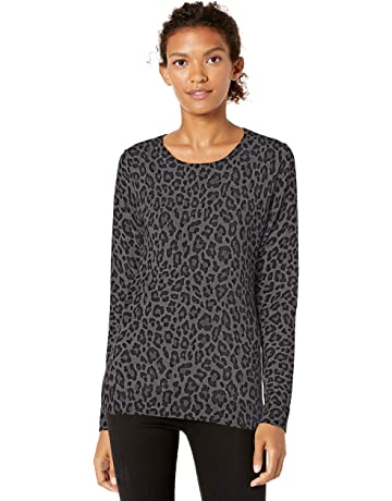 d636155cce Amazon Essentials Women's Lightweight Crewneck Sweater