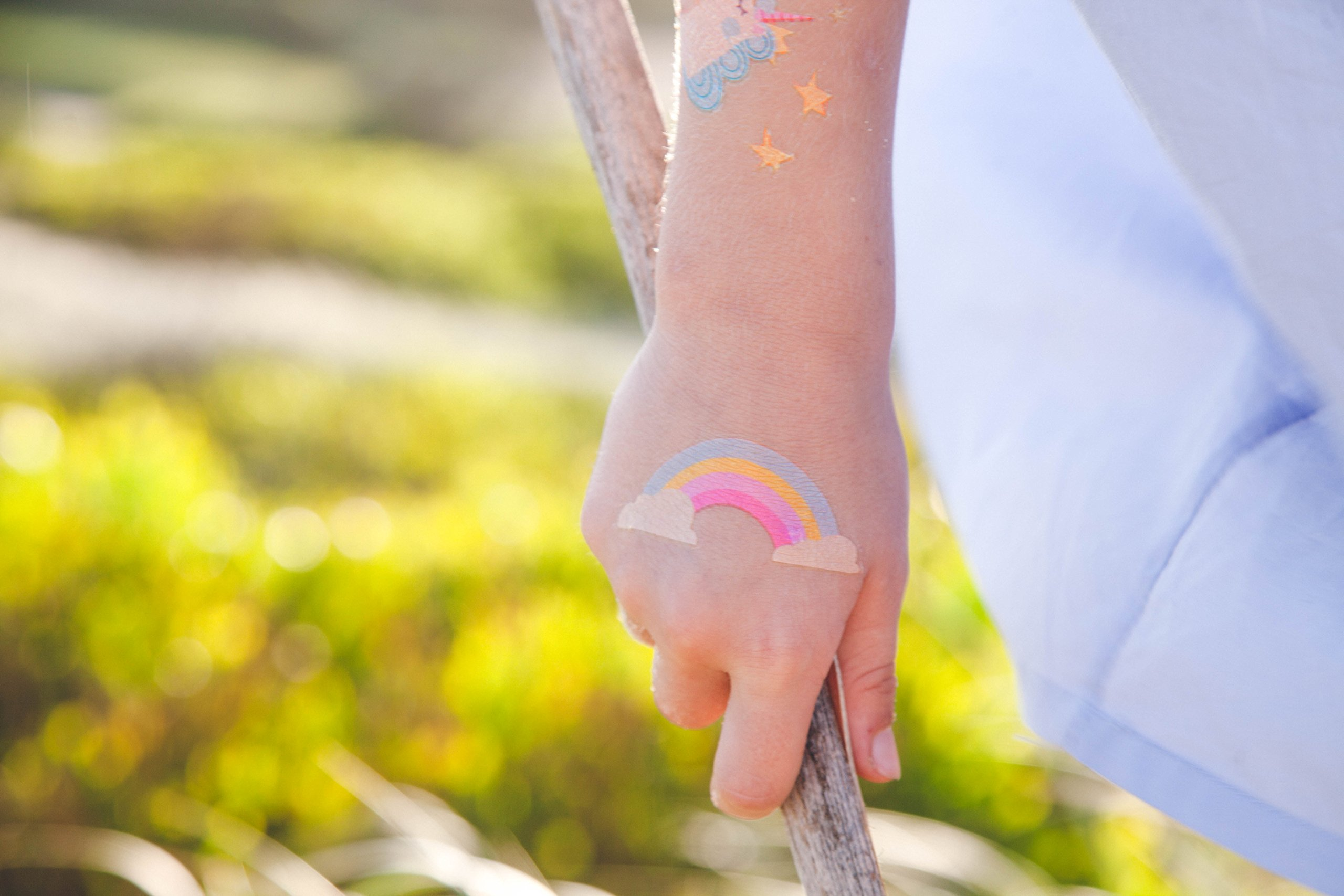 Unicorn Temporary Tattoos for Kids - Unicorn Party Favors, Birthday Decorations and Supplies - Non-toxic and Waterproof… 7
