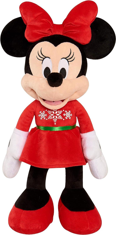Disney 22 Minnie Mouse Holiday 2019 Plush