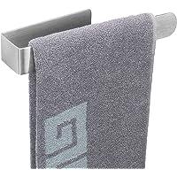 NearMoon Hand Towel Holder/Towel Ring Strong Hold Self Adhesive Bathroom Towel Bar, Thicken Stainless Steel Towel Rack…