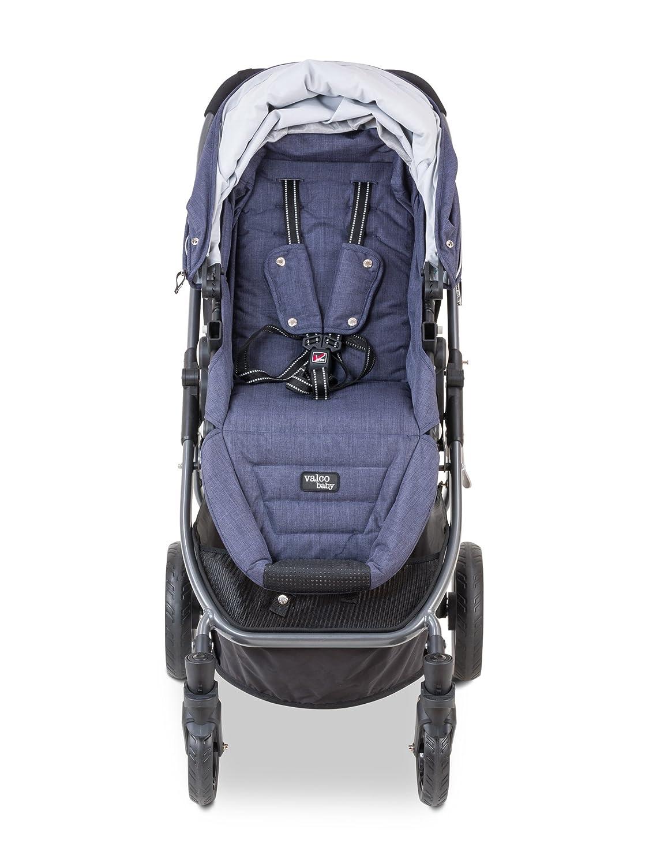 Valco Baby Snap Ultra Lightweight Reversible Stroller (Blue ...