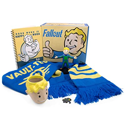 Fallout Collector's Box - Officially Licensed loot Box - 5 Exclusive Items - Gift Box: Toys & Games