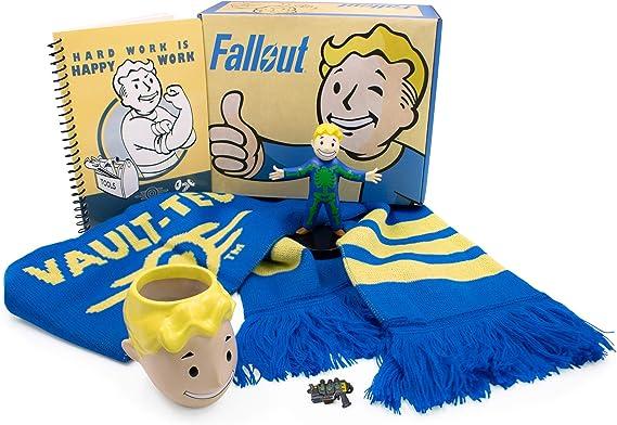 Caja de coleccionista Fallout – Caja de botín con licencia oficial ...