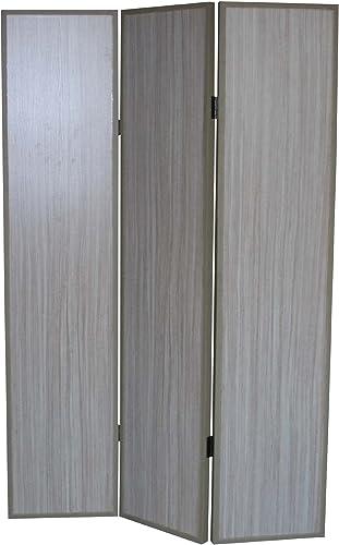 Screen Gems Room Divider, 47 Lx71 H, White