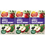 Golden Circle Apple Blackcurrant Fruit Drink, 24 x 250ml