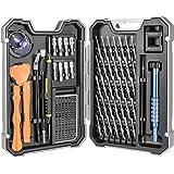 Juego de Destornilladores de Precisión con Magnetizador 54 in 1 WaxRhyed, Kit de Herramientas de Reparación de Bricolaje…