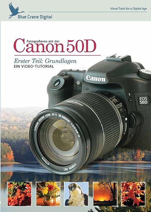 Kaiser -Tutorial de vídeo para la cámara Canon EOS 50 D (DVD, en ...