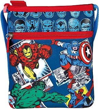Avengers Character Messenger Bag Long Adjustable Strap
