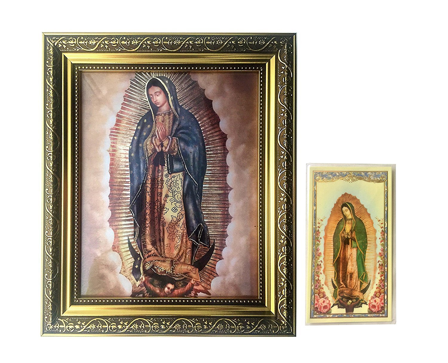 Amazoncom Elysian Gift Shop Our Lady Of Guadalupe 8 X 10