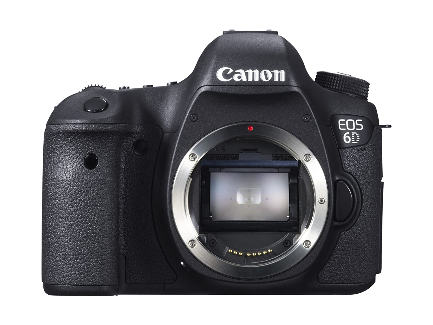 Canon EOS 6D - Cámara reflex digital DSLR (Full Frame CMOS, 20.2 Mp ...