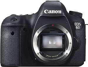 Appareil photo reflex Canon EOS 6D (boitier nu)