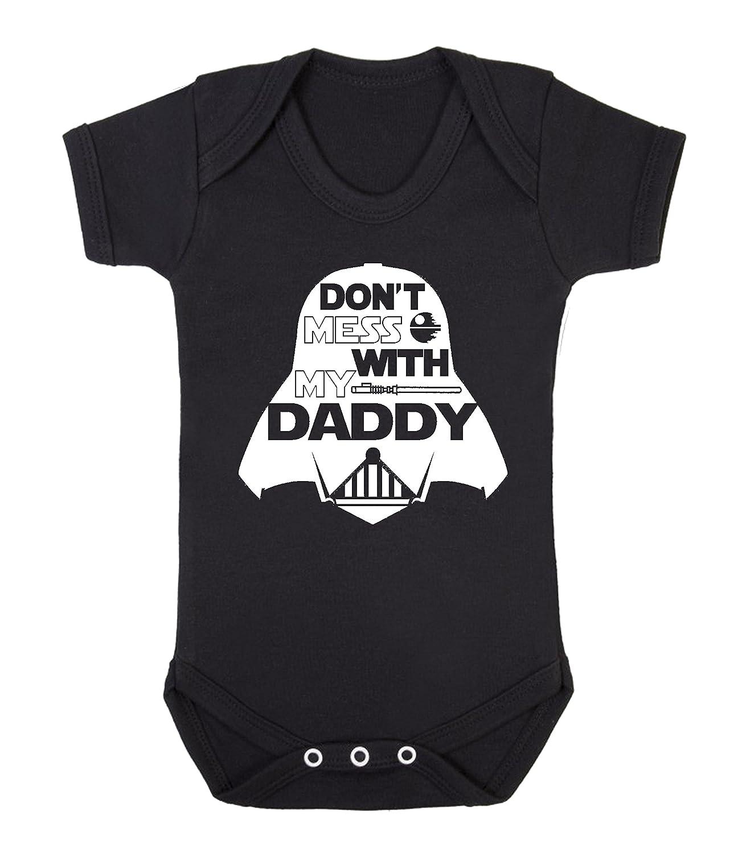Disfraz de Jedi para bebé con texto en inglés