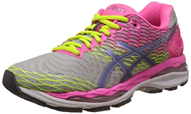 9112bcf465046 ASICS Women's Gel-Nimbus 18 Running Shoes