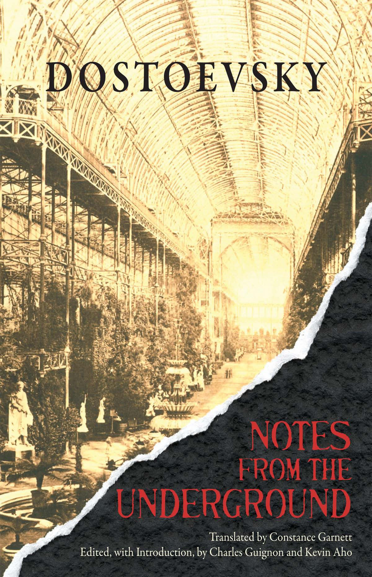 Notes from the Underground (Hackett Classics) pdf