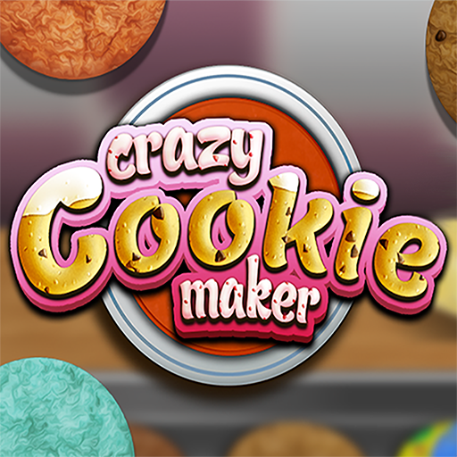 Crazy Cookie Maker: Free Cookie Maker For Kids (Cookie Maker For Kids)