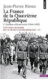 Nouvelle Histoire de la France contemporaine, tome 15 : La quatrième République, 1944-1952