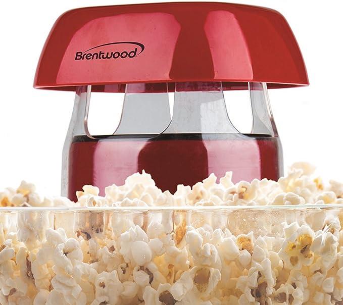 Amazon.com: Brentwood pc-490r Jumbo 24-cup palomitero de ...