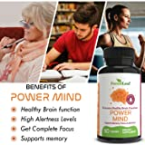 Power Mind Brain Function Booster - Supports and