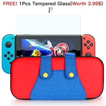 Funda para Nintendo Switch, Nintendo Switch Case para ...