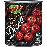 Muir Glen Organic Fire Roasted Diced Tomatoes, 796-Milliliter