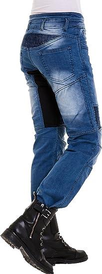 Qaswa Mujer Motocicleta Pantalones Jeans Protector Revestimiento Motorcycle Biker Denim Pants Motos Accesorios Y Piezas Ropa Y Accesorios De Proteccion