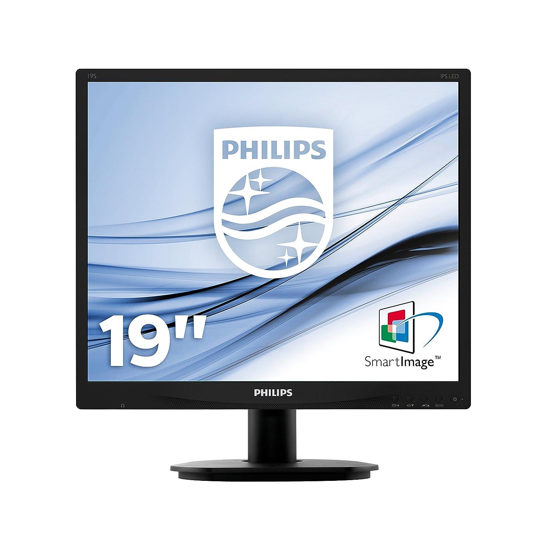 278598-Philips-19S4QAB-Monitor-19-039-LED-IPS-Formato-5-4-Risoluzione-1280-x miniatura 2