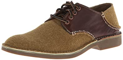 Sperry Top-Sider Men's Harbor Plain Toe Oxford,Brown,11 ...