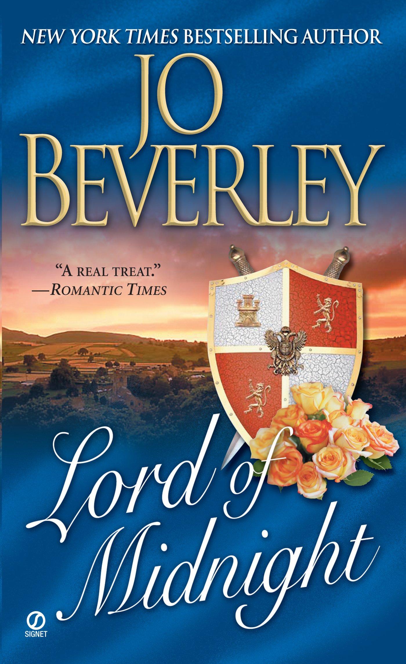 Lord Of Midnight (signet Historical Romance): Jo Beverley: 9780451217288:  Amazon: Books